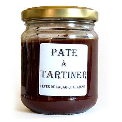 Pate a tartiner Lozere Biscuiterie de la Chataigneraie