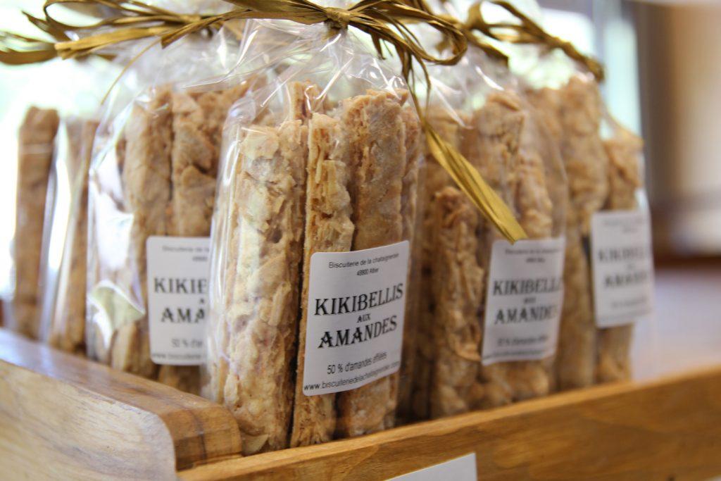Biscuits châtaignes Lozere